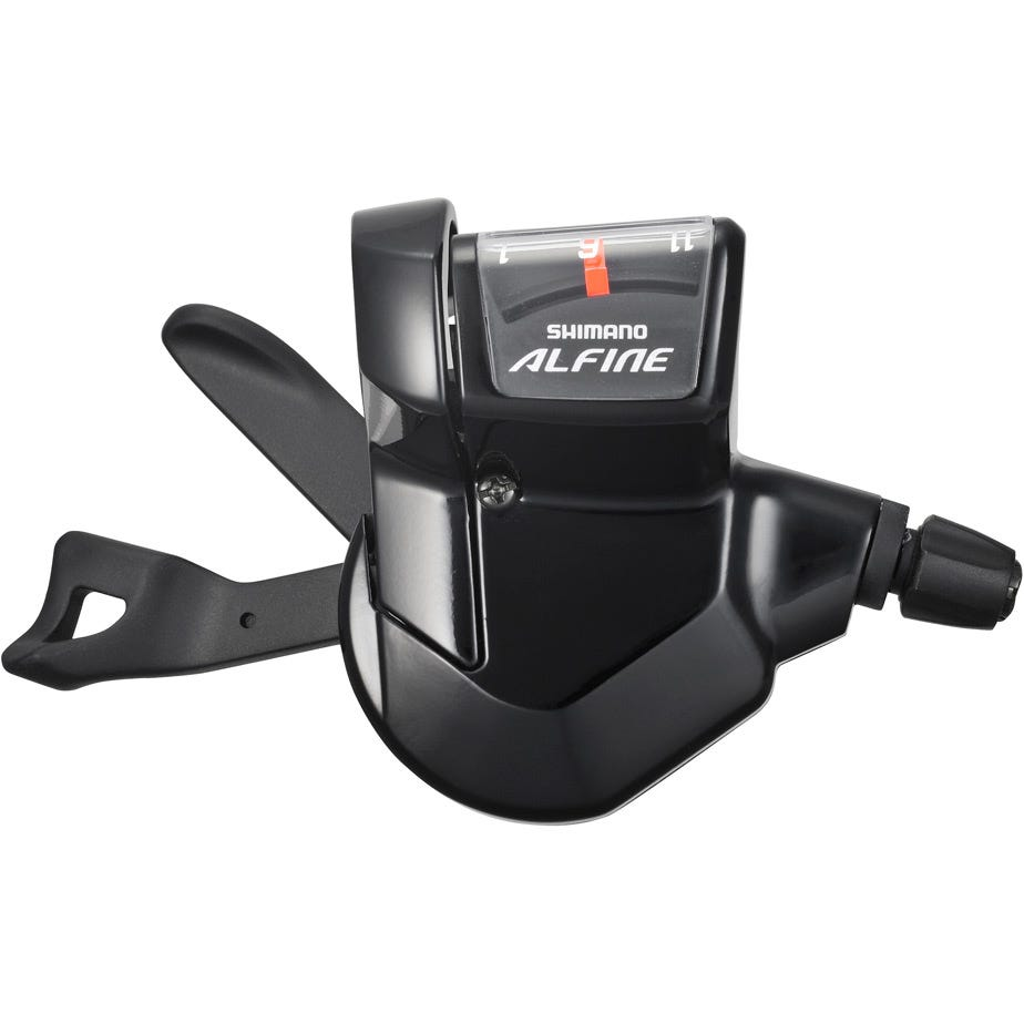 Shimano Alfine SL-S700 Alfine 11-speed Rapidfire lever - right hand - black