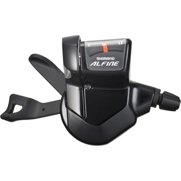 SL-S700 Alfine 11-speed Rapidfire lever - right hand - black