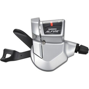 SL-S700 Alfine 11-speed Rapidfire lever - right hand - silver