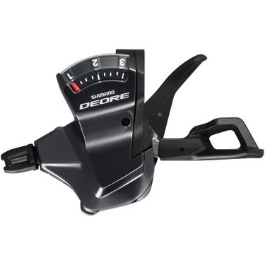SL-T6000 Deore shift lever, band-on, 3-speed, left hand