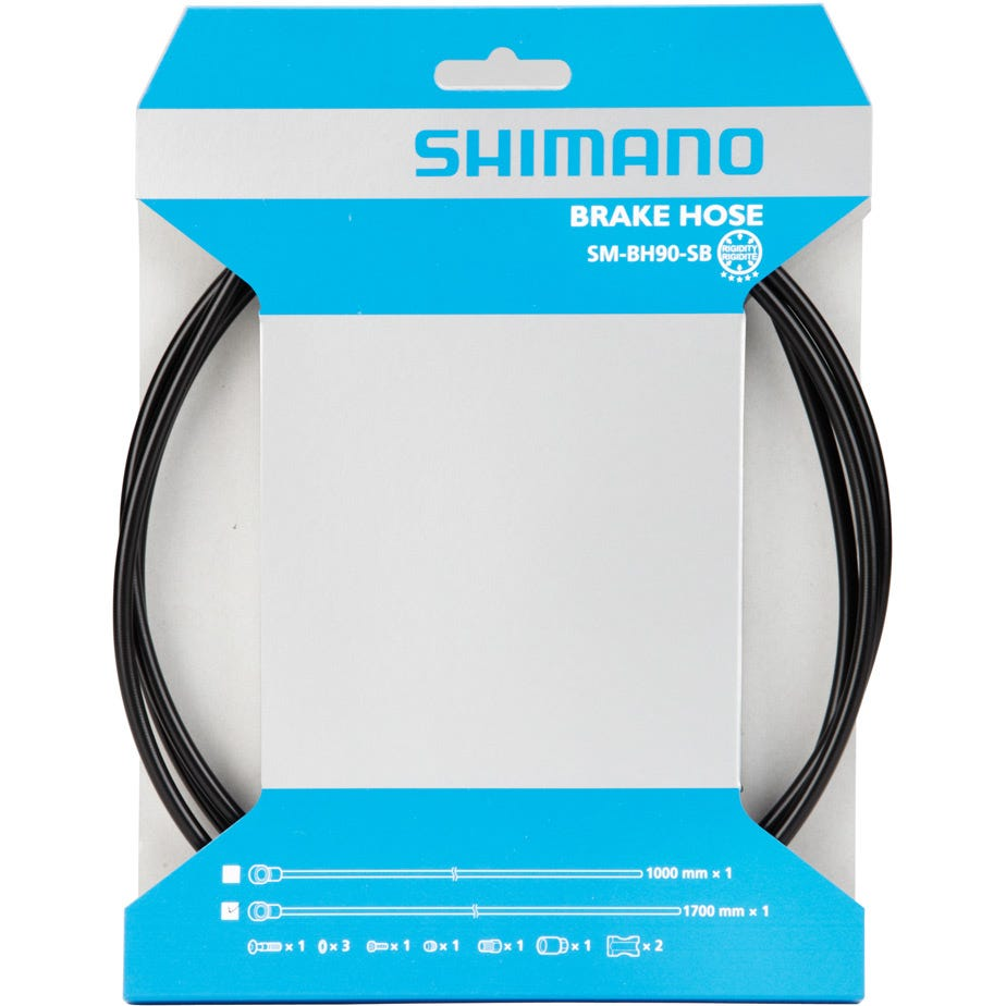 Shimano XTR SM-BH90 XTR disc brake cuttable hose