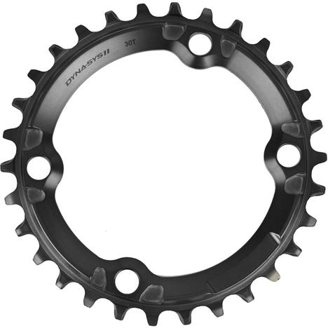 Shimano XTR XTR FC-M9000/9020 SM-CRM91 single chainring