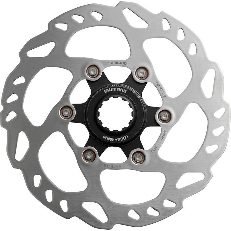 Shimano SLX SM-RT70 Ice Tech Center Lock disc rotor