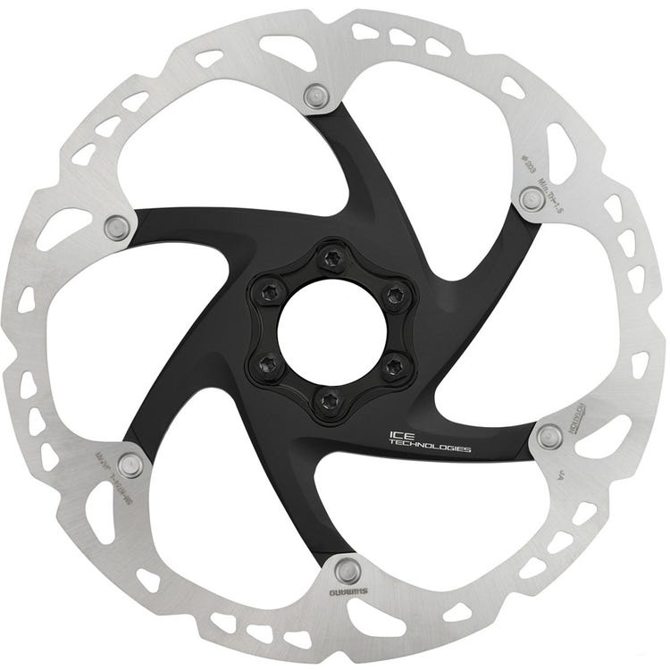Shimano Deore XT SM-RT86 XT Ice Tech 6-bolt disc rotor