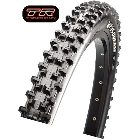 WetScream DH 27.5 x 2.50 120 TPI Folding Super Tacky TR / DD tyre
