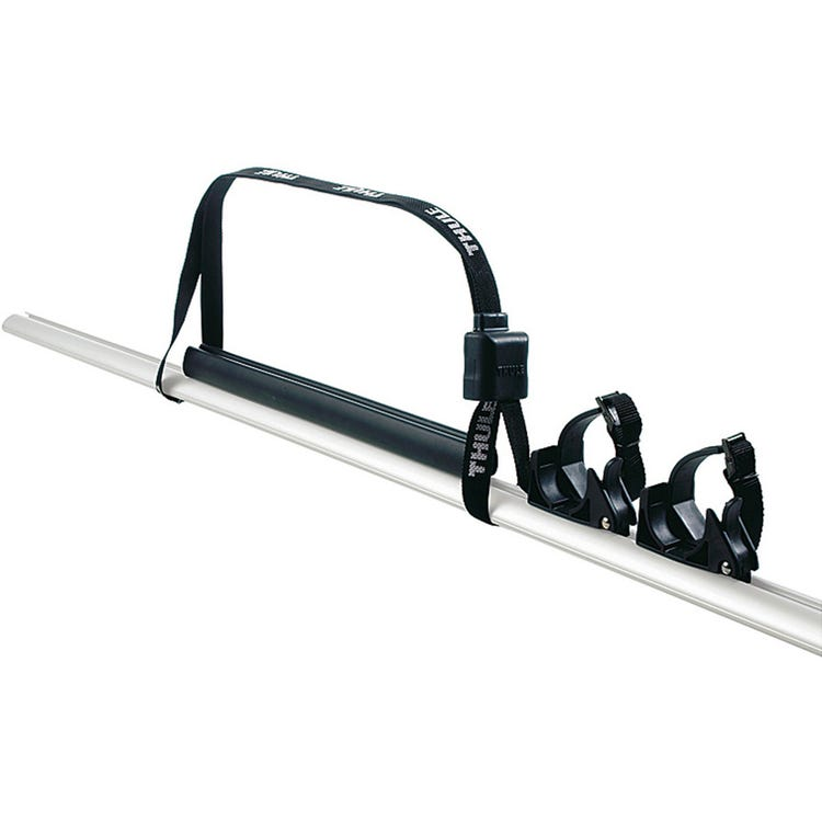 Thule 533 Sailboard / Mast Carrier with Straps Fits  Square Bars