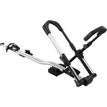 599 UpRide locking upright cycle carrier alu