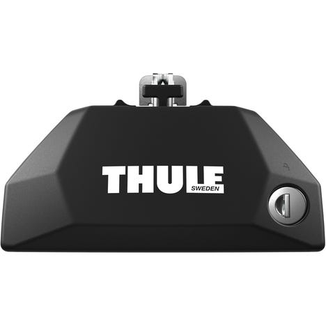 Thule 7106 Evo Flush Rail foot pack for cars with low profile roof rails, pack of 4
