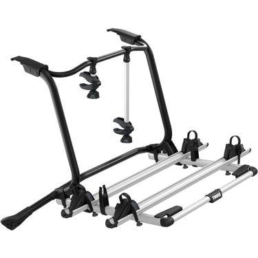 WanderWay rear-mount 2-bike carrier