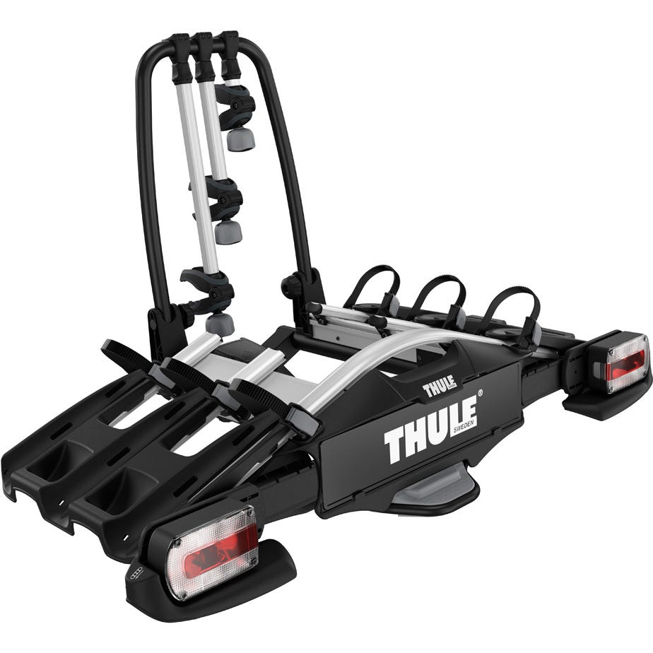 Thule 92701 VeloCompact 3-Bike Towball Carrier 7-Pin