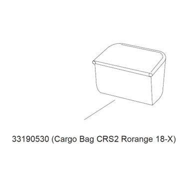Cross 2 cargo bag 2017- orange