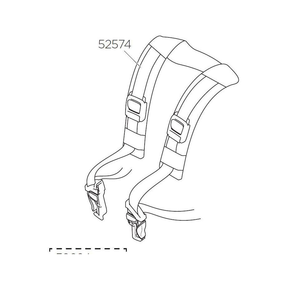 Thule Harness for RideAlong Mini