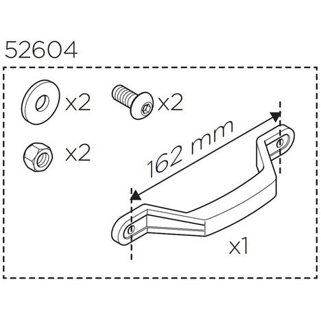 RoundTrip Hard Handle Kit (Revised)