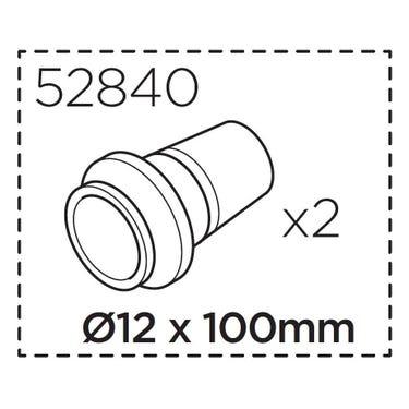 RoundTrip 12 mm Thru Axle Adapter