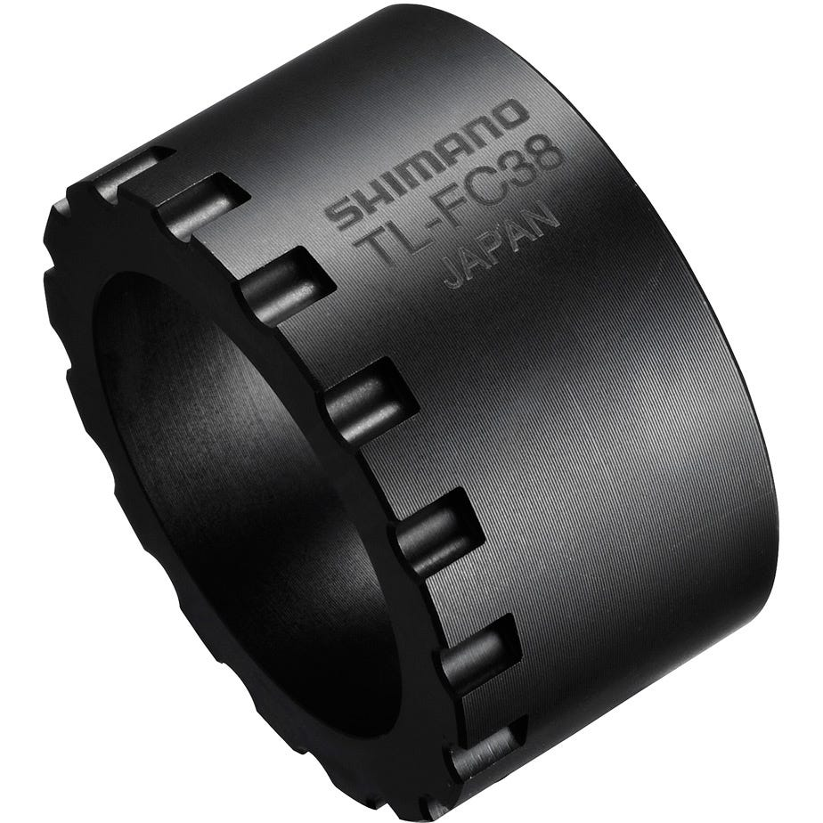 Shimano Workshop TL-FC38 adapter removal tool for DU-E6000 / DU-E6001