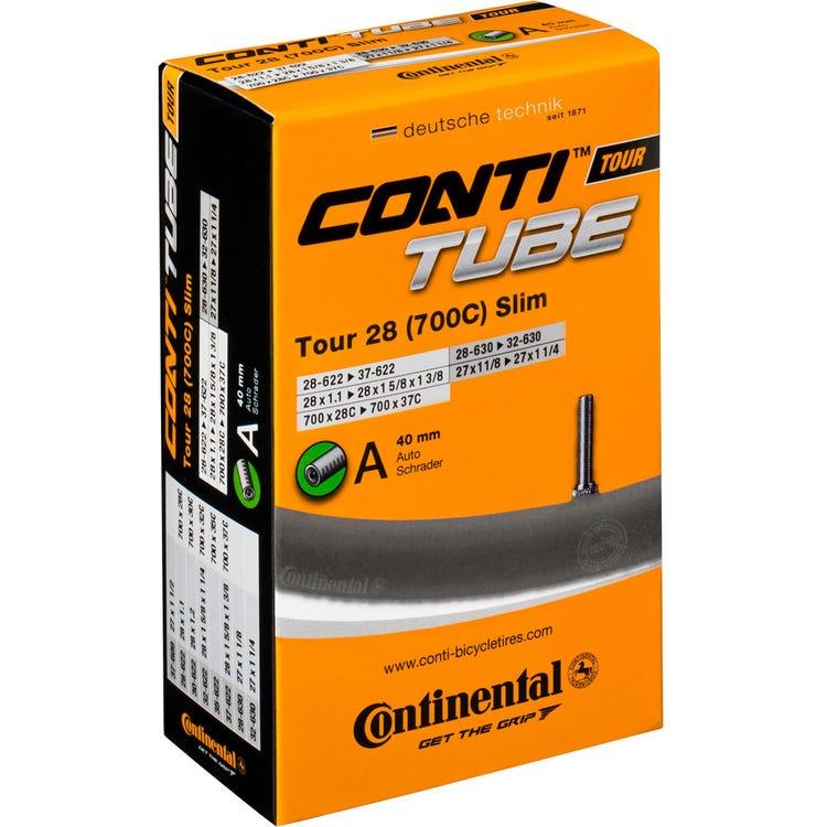 Continental Tour 28 Slim Tubes