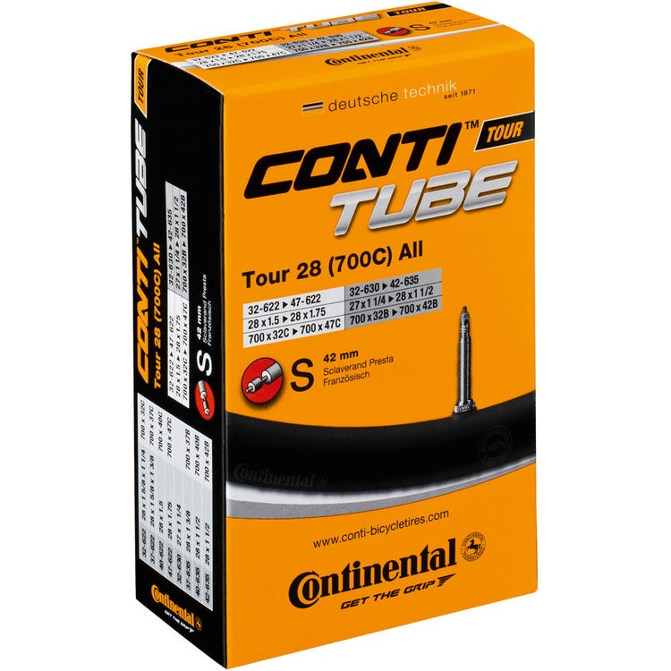 Continental Tour 26 inch Tubes