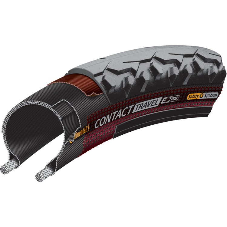 Continental CONTACT Travel Tyre
