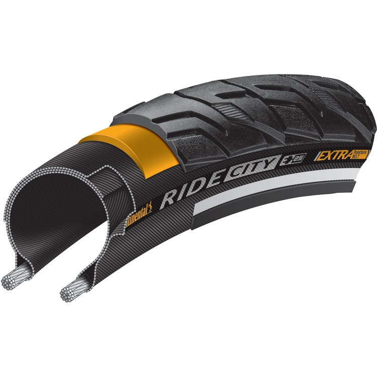 Continental RIDE City Tyre