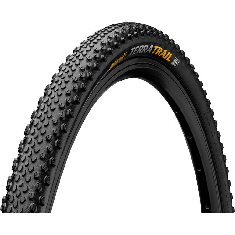 "Continental Terra Trail 27.5 x 1.5"" Black folding tyre"