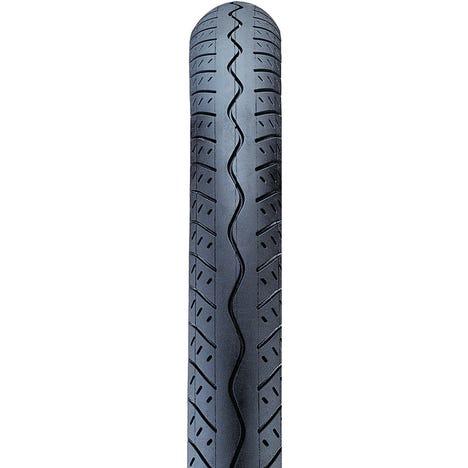 MTB Slick tyre skinwall black