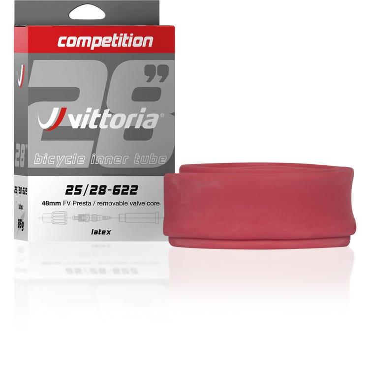 Vittoria Competition Latex 700c Tubes