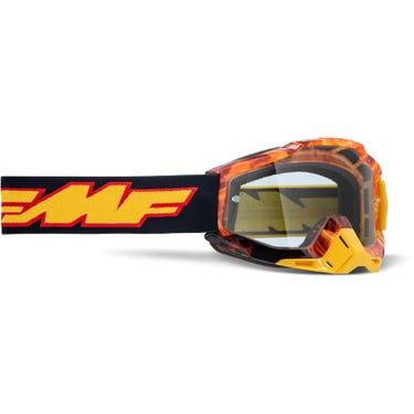 POWERBOMB Goggle Spark Clear Lens