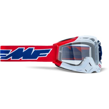 POWERBOMB Goggle US of A Clear Lens