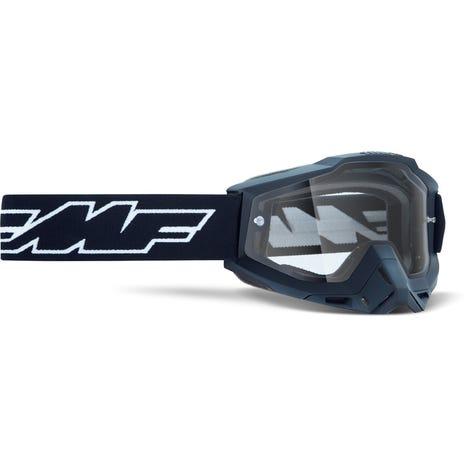 POWERBOMB Enduro Goggle Rocket Black Clear Lens