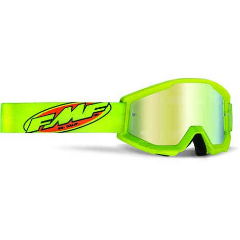 POWERCORE YOUTH Goggle Core Yellow Mirror Gold Lens