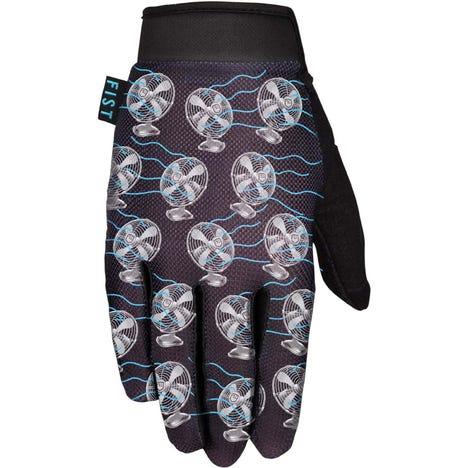 Chrome Fan Glove
