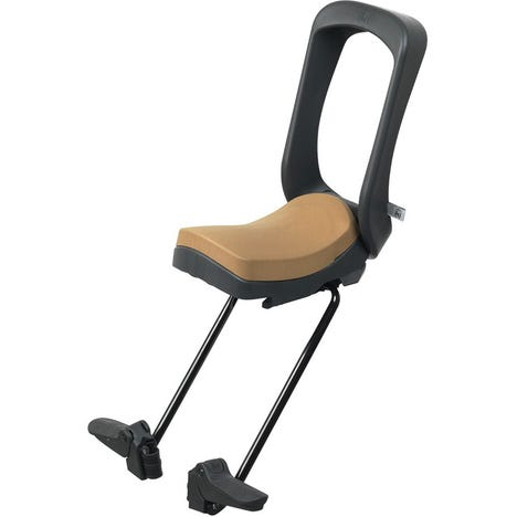 Junior Seat without Mounting System - Bincho Black / Kurumi Brown