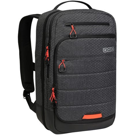 OGIO All Access Pack- Black/Burst