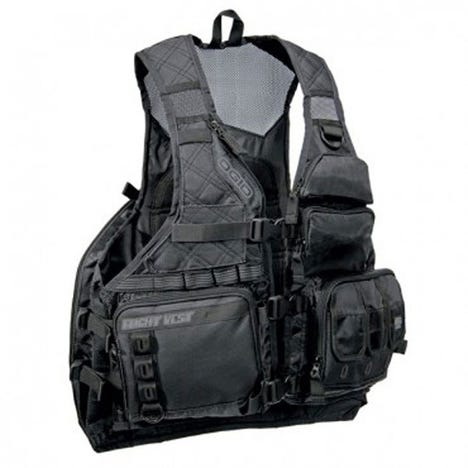 MX Flight Vest Stealth