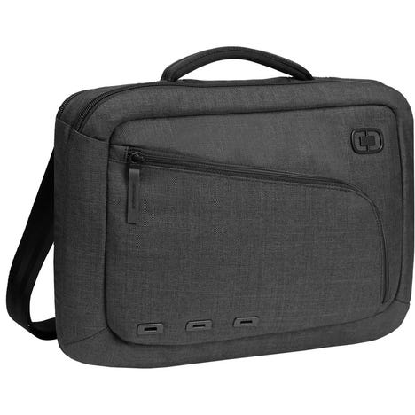 Slim Sleeve Messenger 15 inch Black