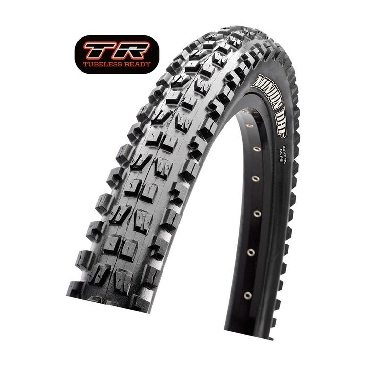 Maxxis Minion DHF Plus Dual Compound EXO TR Tyre