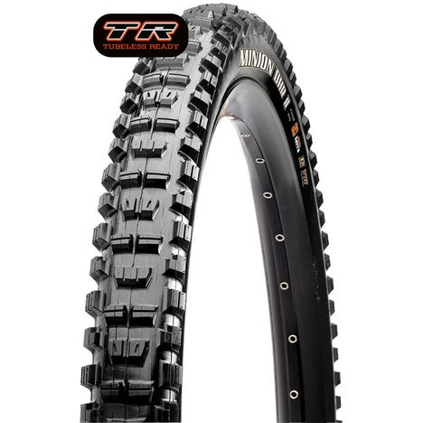 Maxxis Minion DHR Plus II Dual Compound EXO TR Tyre