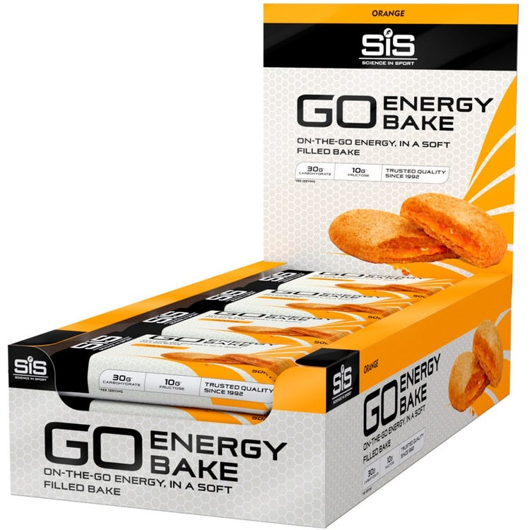 Science In Sport GO Energy Bake