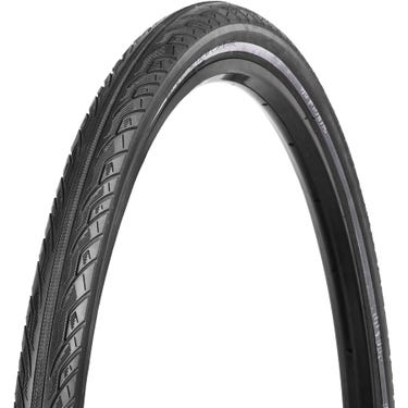 Zilent with Puncture Belt and Reflective Stripe Commuter / Trekking Tyre