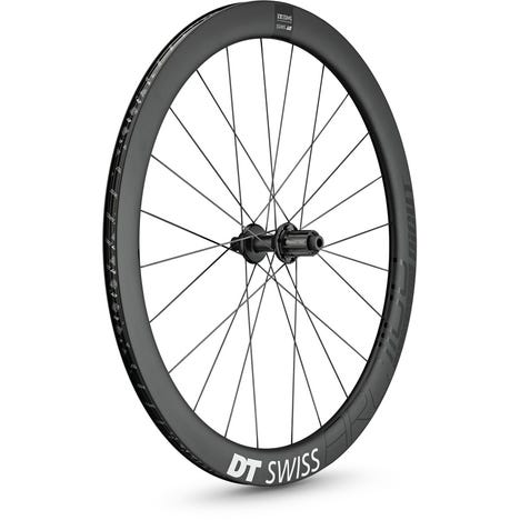 DT Swiss ARC 1100 DICUT disc brake wheel, carbon clincher 48 x 17 mm rim, rear
