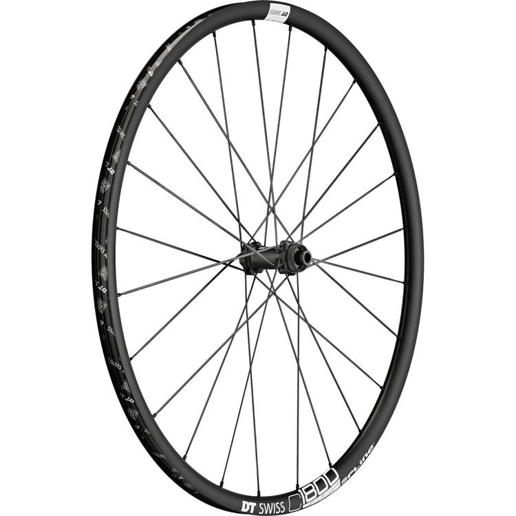 DT Swiss C 1800 SPLINE disc brake wheel, clincher 23 x 22 mm, front