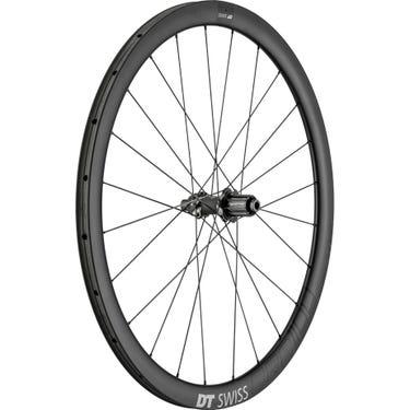 CRC 1100 SPLINE disc brake wheel, carbon tubular 38 x 26 mm, rear
