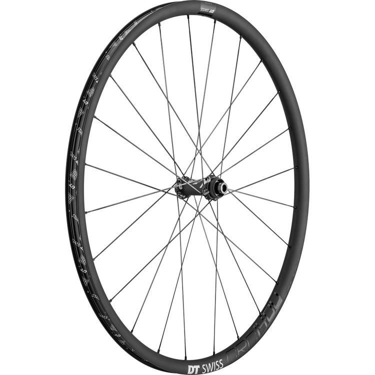 DT Swiss CRC 1400 SPLINE disc brake wheel, carbon clincher 24 x 22 mm, front