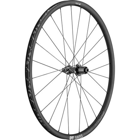 CRC 1400 SPLINE disc brake wheel, carbon clincher 24 x 22 mm, rear