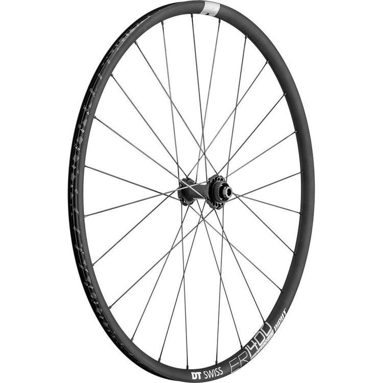 DT Swiss ER 1400 DICUT disc brake wheel, clincher 21 x 20 mm, front