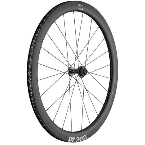 ERC 1100 DICUT disc brake wheel, carbon clincher 47 x 19 mm, front