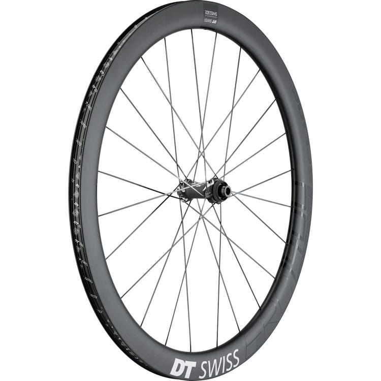 DT Swiss ERC 1400 SPLINE disc brake wheel, carbon clincher 47 x 19 mm, front