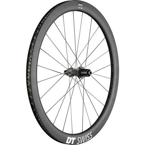 DT Swiss ERC 1400 SPLINE disc brake wheel, carbon clincher 47 x 19 mm, rear