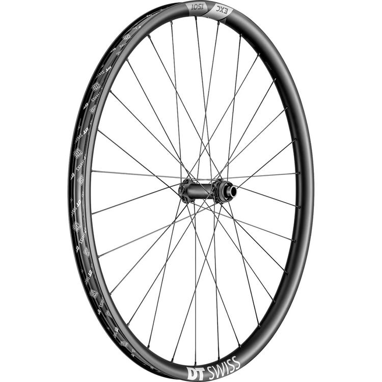 DT Swiss EXC 1501 wheel, 30 mm rim, BOOST axle, 29 inch front