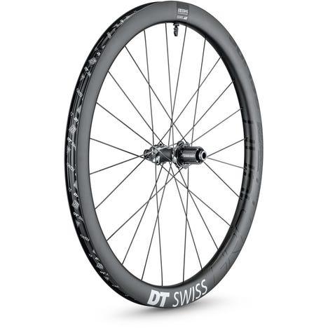 DT Swiss GRC 1400 SPLINE disc brake wheel, carbon clincher 42 x 24 mm, 700c rear